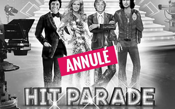 HIT PARADE ANNULÉ