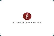 Rouge Blanc Bulles