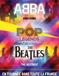 POP LEGENDS : ABBA…