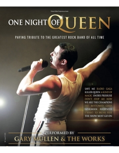 ONE NIGHT OF QUEEN PERFORMED BY GARY MULLEN &THE WORKS