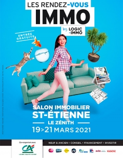Salon immobilier de Saint Etienne 2021
